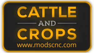Cattle and Crops mods, CnC mods