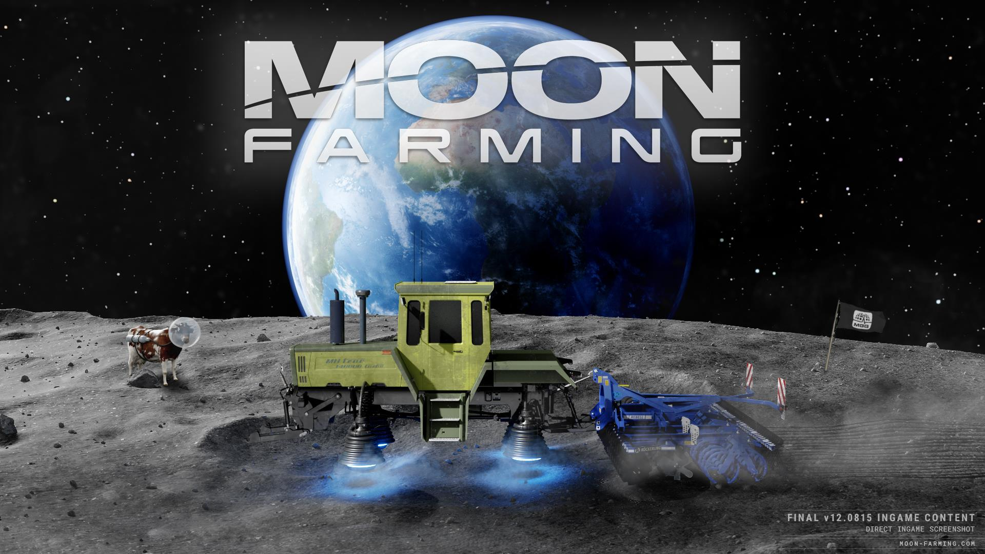 Cattle and Crops - Moon farming! - Cattle and Crops mod ...